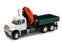 Internation con grua Palfinger Conrad Modelle 69188 escala 1/50