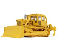 International Harvester TD-25 Dozer First Gear 0397 escala 1/25