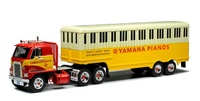 International Harvester - Yamaha Pianos Ixo Models TTR015 escala 1/43