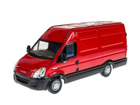 Iveco Daily Lieferwagen Ros Agritec 00120 Masstab 1/43