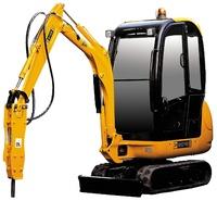 JCB 8016 Mini Excavadora c/ martillo Joal 233