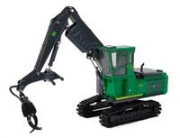 John Deere 3156G maquina forestal Ertl 45609 escala 1/50