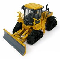 John Deere 764 Bulldozer Ultra Rapid Ertl 15249 Masstab 1/50