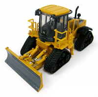 John Deere 764 Bulldozer Ultra Rapid Ertl 15249 escala 1/50