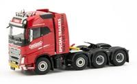KNT Red Line Nooteboom Volvo Globetrotter Fh4 8x4 Wsi Models