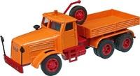 Kaelble KDV 22 Z 8 T color naranja,  Nzg Modelle 452 escala 1/50