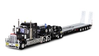 Kenworth c509 Drake 2x8 + dolly 5x8 Gunmetal grey