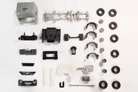 Kit Mercedes Actros L cabine 6x2 Tekno 55369 escala 1/50