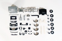 Kit Mercedes Benz Actros 6x2 Tekno 55367 escala 1/50