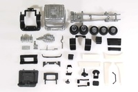 Kit  Scania 4-serie Topline 4x2 Tekno 54066 escala 1/50
