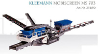 Kleemann Mobiscreen MS 703 Evo Conrad Modelle 2518/0