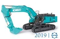 Kobelco Sk850Lc-10 excavadora, Conrad Modelle 2219 escala 1/50