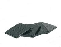 Kran Abstützplatte - 100 t, Nzg 7872