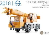Kran Liebherr LTM 1030-2.1 Conrad 2105/06 Masstab 1/50