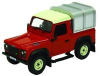 Land Rover Defender 90 mit Verdeck Britains 42732 Masstab 1/32
