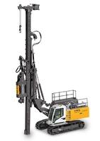 Liebherr Bohrgerät LRB 18 Litronic Nzg 990 Masstab 1/50