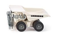 Liebherr Dumper T 264 Siku 1807 escala 1/87