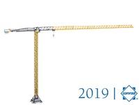 Liebherr EC-B 370 Fibre Flat-Top Grúa Torre, Conrad 2033 escala 1/87