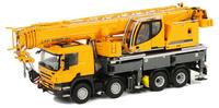 Liebherr LTF 1060-4.1 grua autopropulsada, Wsi Models 04-1169 escala 1/50