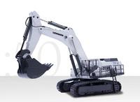Liebherr R 9100 excavadora, Conrad Modelle 2941 escala 1/50