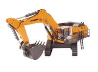 Liebherr R 9100 excavadora, Conrad Modelle 2941/02 escala 1/50