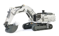 Liebherr R 9150 B excavadora Wsi Models 2023 escala 1/50