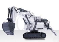 Liebherr R9800 retro excavadora mineria Conrad Modelle 2950 escala 1/50