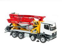 MB Arocs + Zementmischer Putzmeister Pumi Conrad Modelle 78227