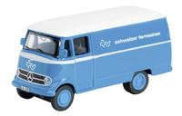 MB L319 Schweizer Fernsehen Schuco 25381