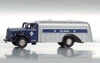 MB L6600 Camión Cisterna Bv-Aral Bub 07225 1/87