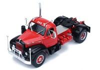 Mack B 61 1953 rojo  negro - Ixo Models 1/43