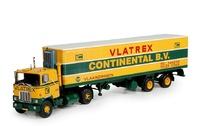 Mack F700 + trailer frigo - Vlatrex Tekno 71481 escala 1/50