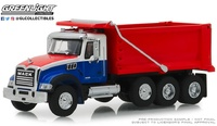 Mack Granite Camión Volquete (2019) Greenlight 45060 escala 1/64