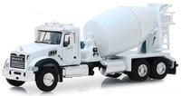 Mack Granite Zementmischer Greenlight 45080b Masstab 1/64