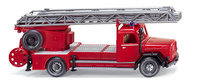 Magirus DL 25H (1962-68) Feuerwehr Wiking 8623739 Masstab 1/87