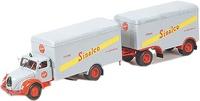 Magirus Deutz S6500 Werbung Sinalco Minichamps 499 141940 Masstab 1/43