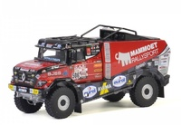 Mammoet Rallysport Sherpa Dakar 2019 truck Wsi Models 410239 escala 1/50