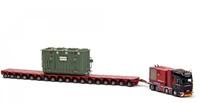 Mammoet Scania R620 + K25 18 Liner + Trafo Imc Models 1/50