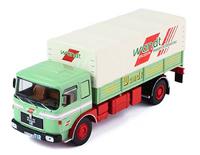 Man - Bussing 19.320 - Wandt Spedition Ixo Models tru028 1/43