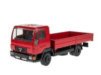 Man L 2000 Rot - Conrad Modelle 6036 escala 1/50