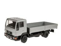 Man L 2000 plateado - Conrad Modelle 6036 escala 1/50