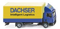 Man TGL Camion reparto Dachser Wiking 43503 escala 1/87