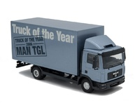 Man Tgl - truck of the year Conrad Modelle 1/50