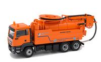 Man Tgs + Wiedemann enviro tec Conrad Modelle 77154/02