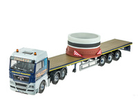 Man Tgx Collett & Sons Corgi 15211 escala 1/50