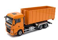Man Tgx xlx Euro 6 Hooklift container 40 m3 Wsi Models 2049