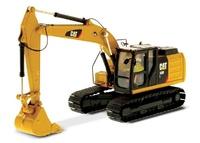 Maqueta Cat 320f L excavadora Diecast Masters 85931 escala 1/50