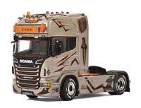 Maqueta Scania R Topline Kaiko Transporte Wsi Models 2084