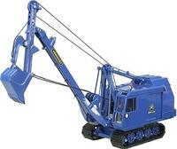 Menck M90 Excavadora de Cadenas Nzg Modelle 485 escala 1/50