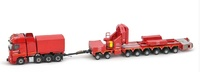 Mercedes Actros GigaSpace + Ballastbox + Scheuerle Intercombi PB Imc Models 0075